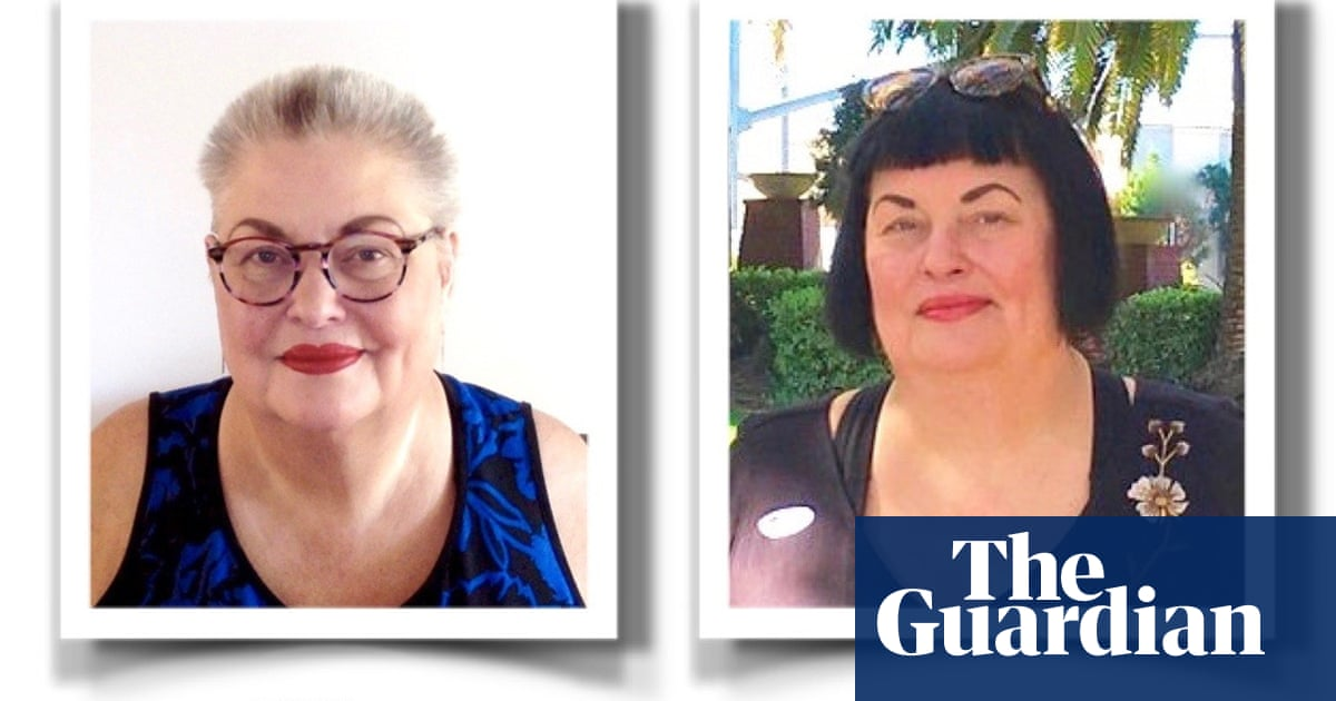 A new start after 60: 'I had the most dishonest dark hair imaginable. So at 65 I shaved it all off'