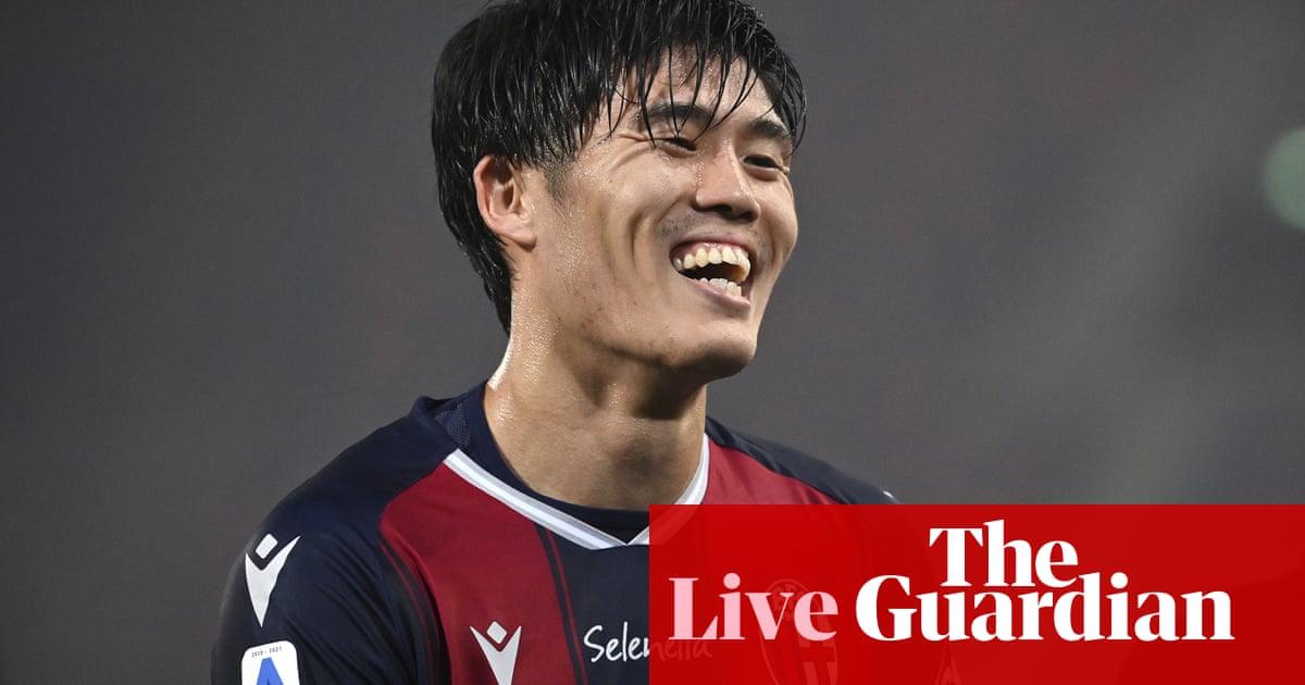Transfer deadline day: Man Utd finalise Ronaldo deal, Arsenal close on Tomiyasu – live!