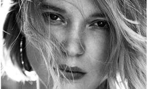 'Bardot, plus Binoche, plus Kate Moss': Léa Seydoux.
