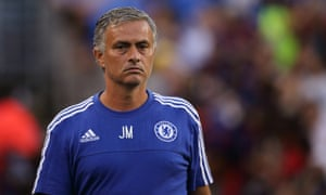 Mourinho said: 'In six months he destroyed the best team in Europe at the time.'