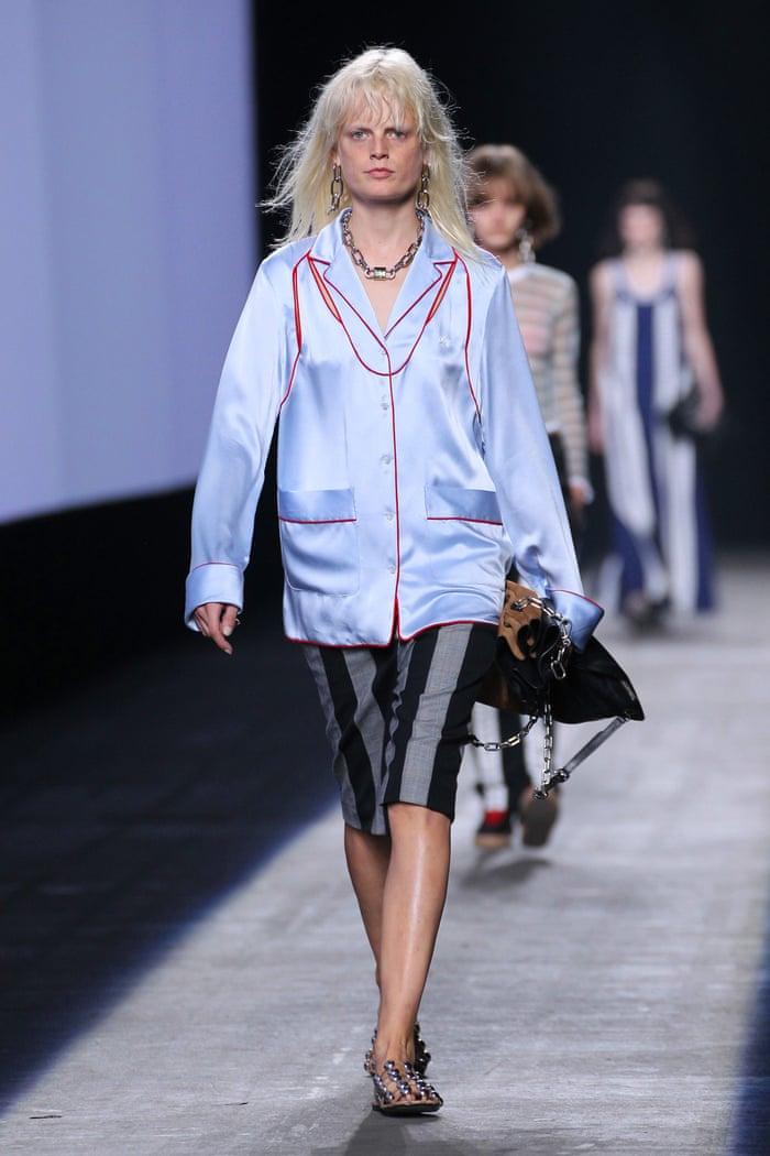 a7b1b9a9a65 Why boudoir chic highlights a fundamental change in fashion ...