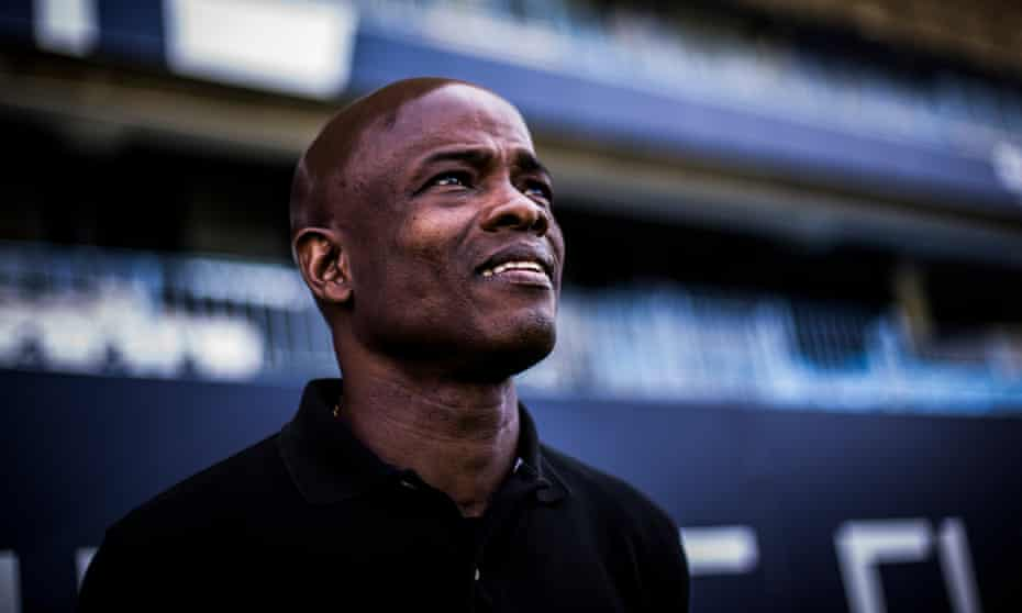 Julio Dely Valdés was Panama's best centre-forward and their manager when they just missed out on a play-off for the 2014 World Cup.