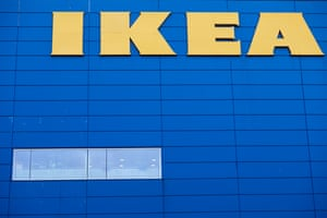 COVENTRY, 04 February 2020 - The giant Ikea store in Coventry city centre which the Swedish home furnishings company has confirmed will close this summer with the loss of more than 300 jobs. Christopher Thomond for The Guardian.