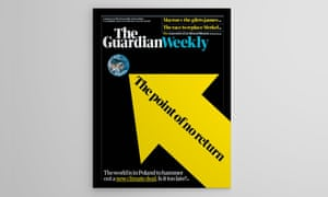 Guardian Weekly cover 7 December 2018