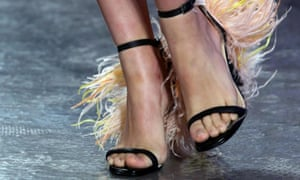 Pucci shoes pay homage to the sea.