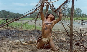 Cannibal Holocaust, the notorious film that saw its directors arrested and charged for murder.