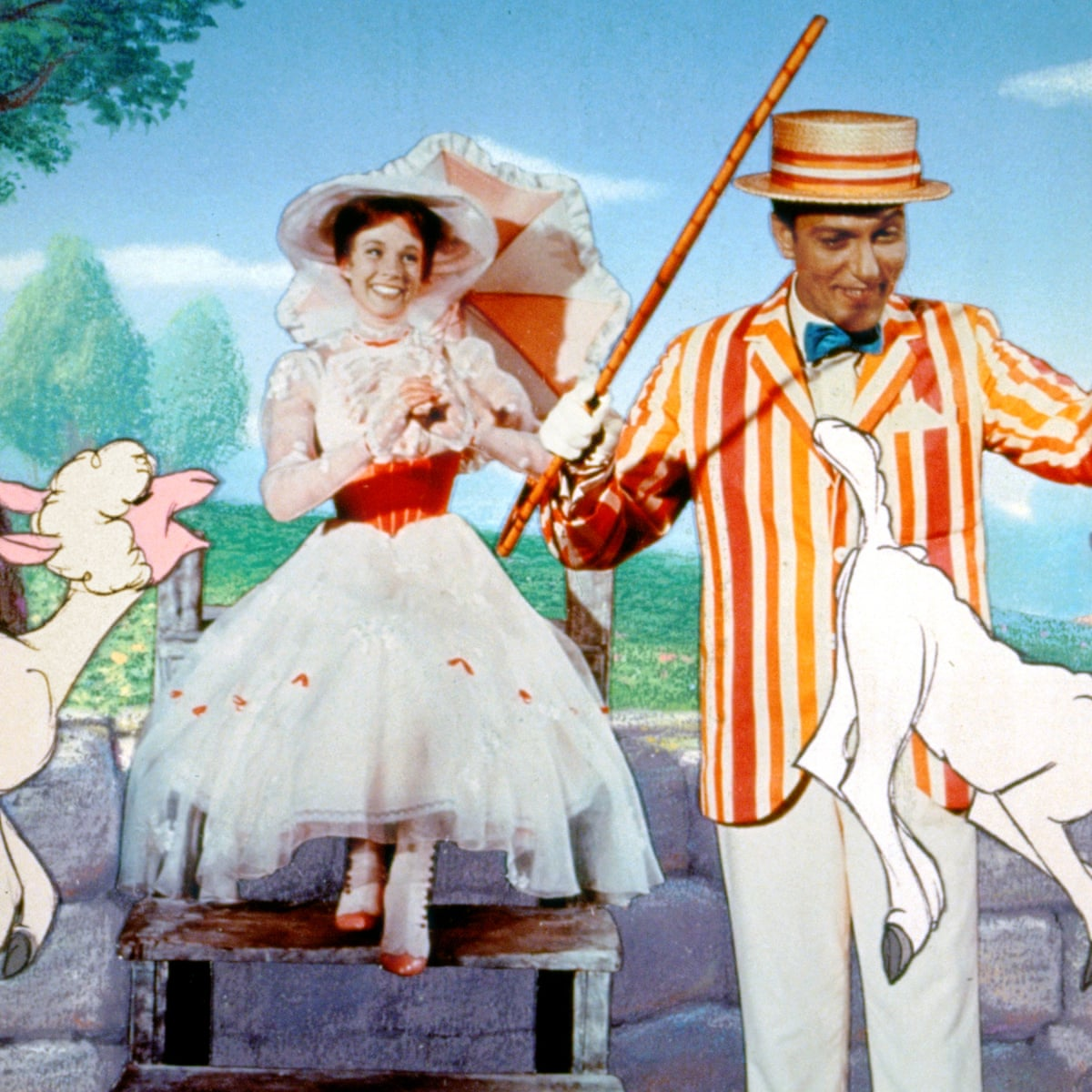 Mary Poppins Not Sugary But Sharp And Subversive On The Page And The Screen Film The Guardian