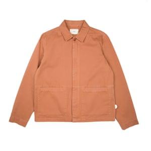 Burner jacket, £170