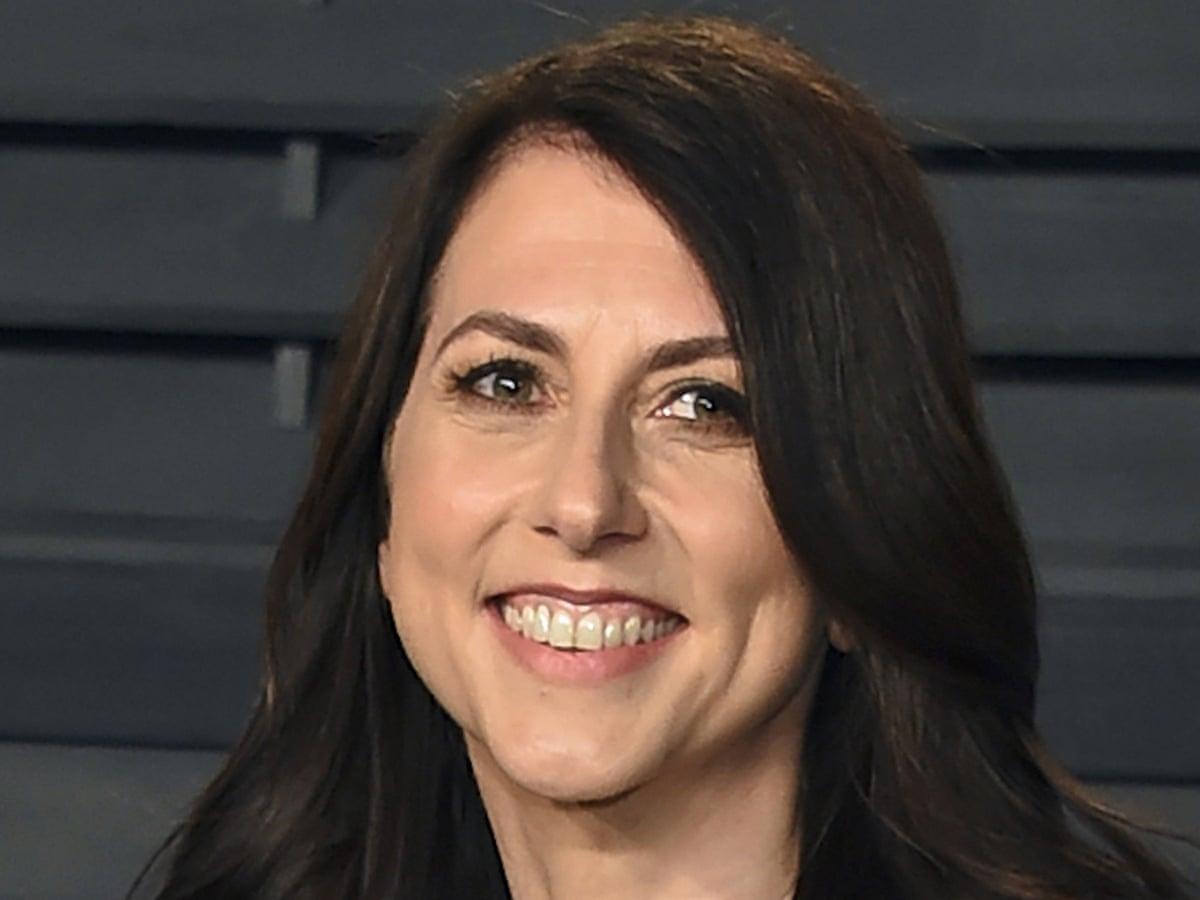 MacKenzie Scott: ex-wife of Jeff Bezos ...
