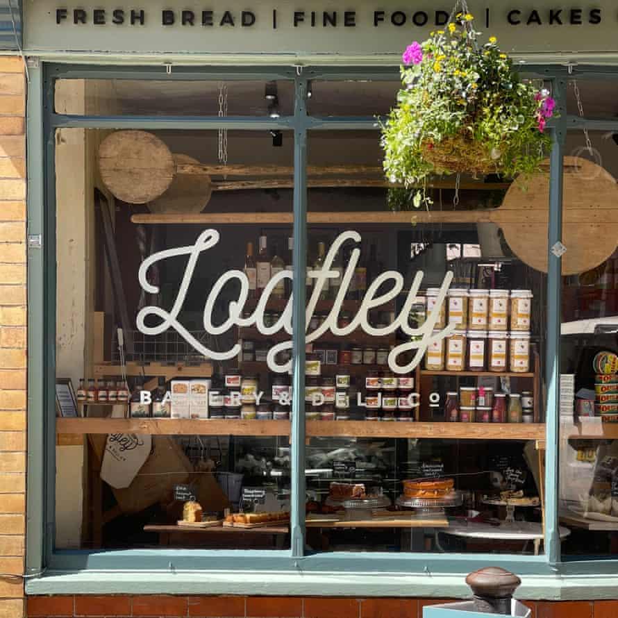 Loafley shopfront