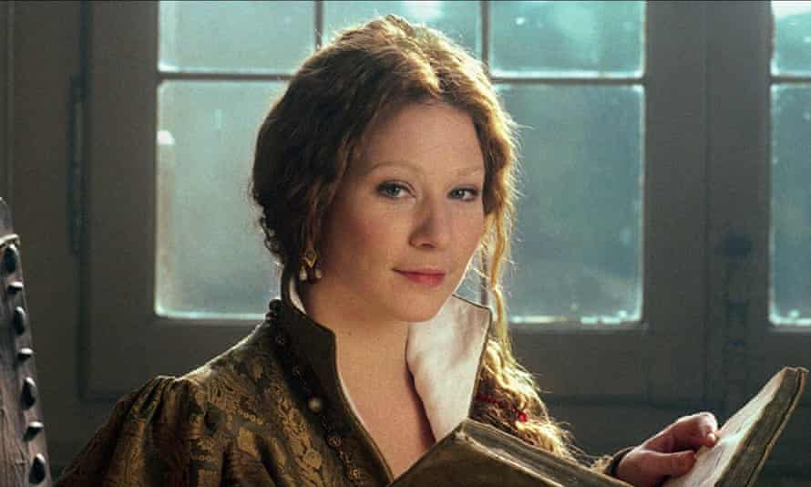 Lynn Collins as Portia in The Merchant of Venice