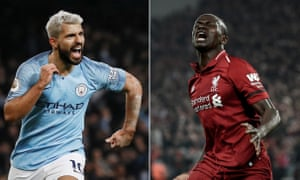 Sergio Agüero and Sadio Mané have both played starring roles for Manchester City and Liverpool.