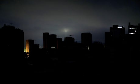 Venezuela hit by fourth massive blackout in less than three weeks