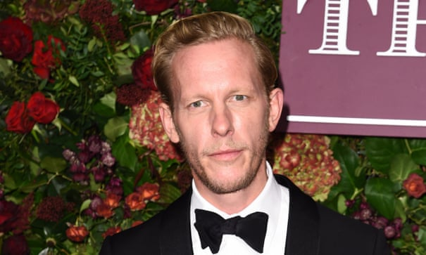 I'd never heard of Laurence Fox until he started lecturing us about racism