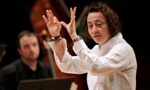 conductor Nathalie Stutzmann.