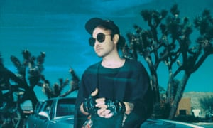 Unknown Mortal Orchestra's Ruban Nielson.