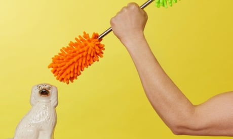 Fit in my 40s: is cleaning as good as a fitness class? There's one way to find out | Zoe Williams