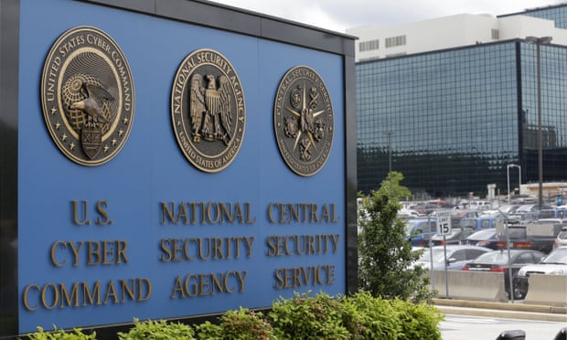Multiple federal agencies have been targeted in a sweeping cyber attack. Photograph: Patrick Semansky/AP