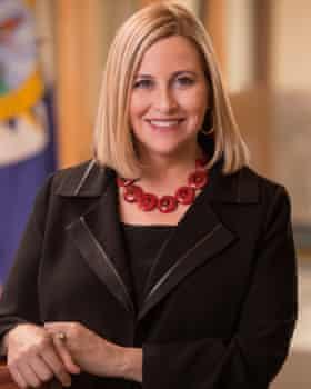 Megan Barry.