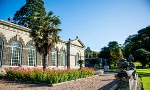 Margam Park Orangery