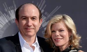 Philippe Dauman, CEO of Viacom, has a close relationship with Redstone.
