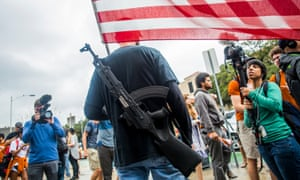 Texas campus carry demonstration
