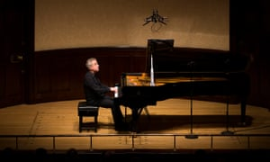 'Delight and flair': Jeremy Denk at Wigmore Hall.