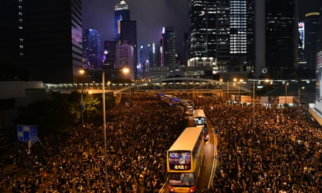 'We have no other choice': as China erodes democracy Hong Kong citizens prepare to leave