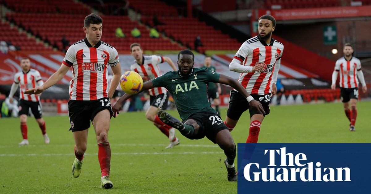 Tanguy Ndombeles moment of magic caps Spurs win at Sheffield United