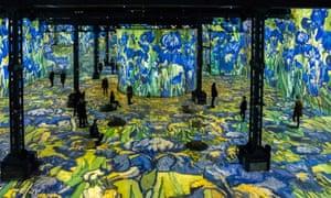 Van Gogh, Đêm đầy sao được tạo bởi Gianfranco Iannuzzi - Renato Gatto - Massimiliano Siccardi - với sự hợp tác âm nhạc của Luca Longobardi từ 22 tháng 2 đến 31 tháng 12 năm 2019