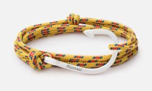Hook rope bracelet £48.84 miansai.com