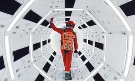 Crowning achievement … 2001: A Space Odyssey.