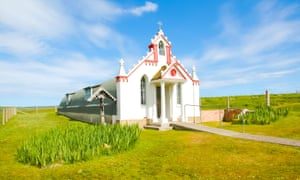 10 tiny churches around the UK | Travel | The Guardian