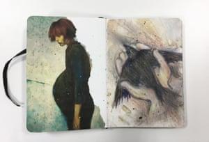 Sketch book 5