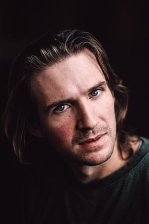 Fiennes photographed by the Observer's Jane Bown in 1996