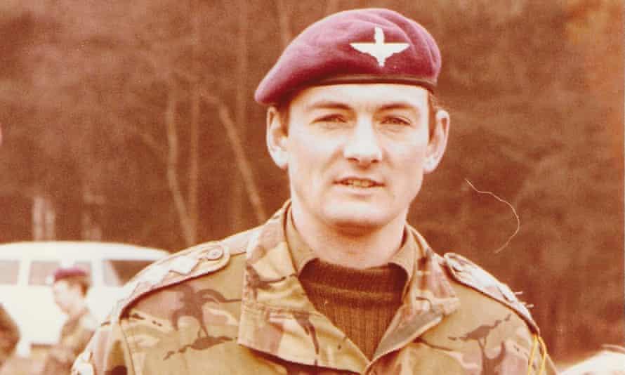 David Benest in 1984