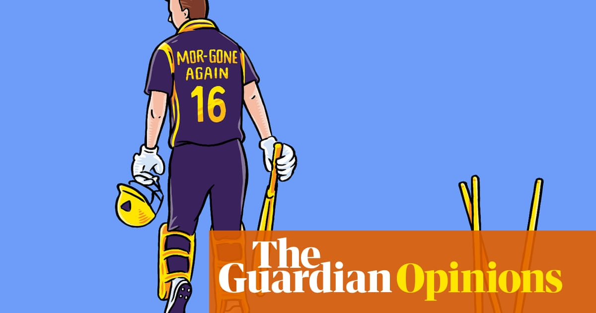 Eoin Morgan has been a game-changer who merits a chance to go out his own way