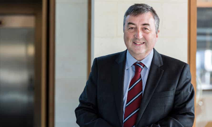 Ian Dalton, chief executive of NHS Improvement,