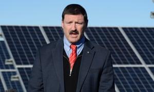 Labor MP for Eden-Monaro Mike Kelly.