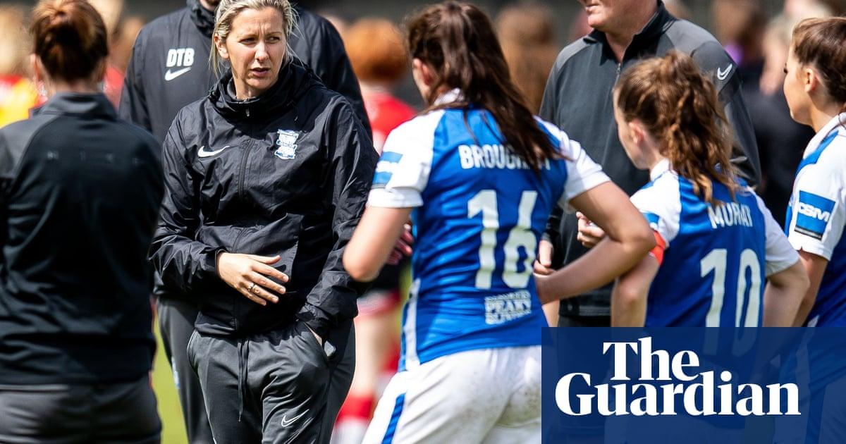 WSL: Carla Ward is named Aston Villa manager days after leaving Birmingham