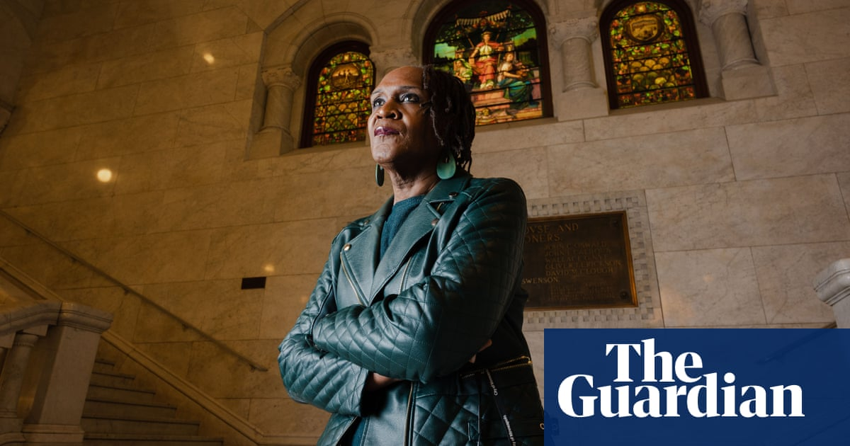 Andrea Jenkins: the first Black openly transgender woman to hold US public office