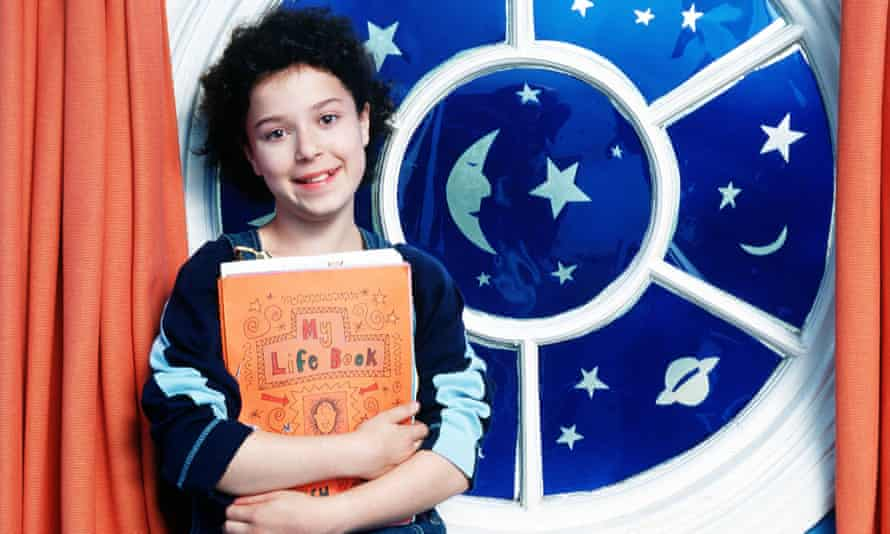 Dani Harmer played Tracy Beaker in the hugely popular BBC TV series in 2002