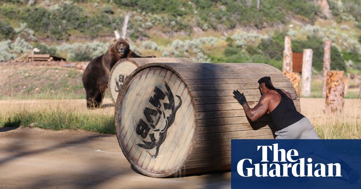 Is Man vs Bear the weirdest TV show of the year?