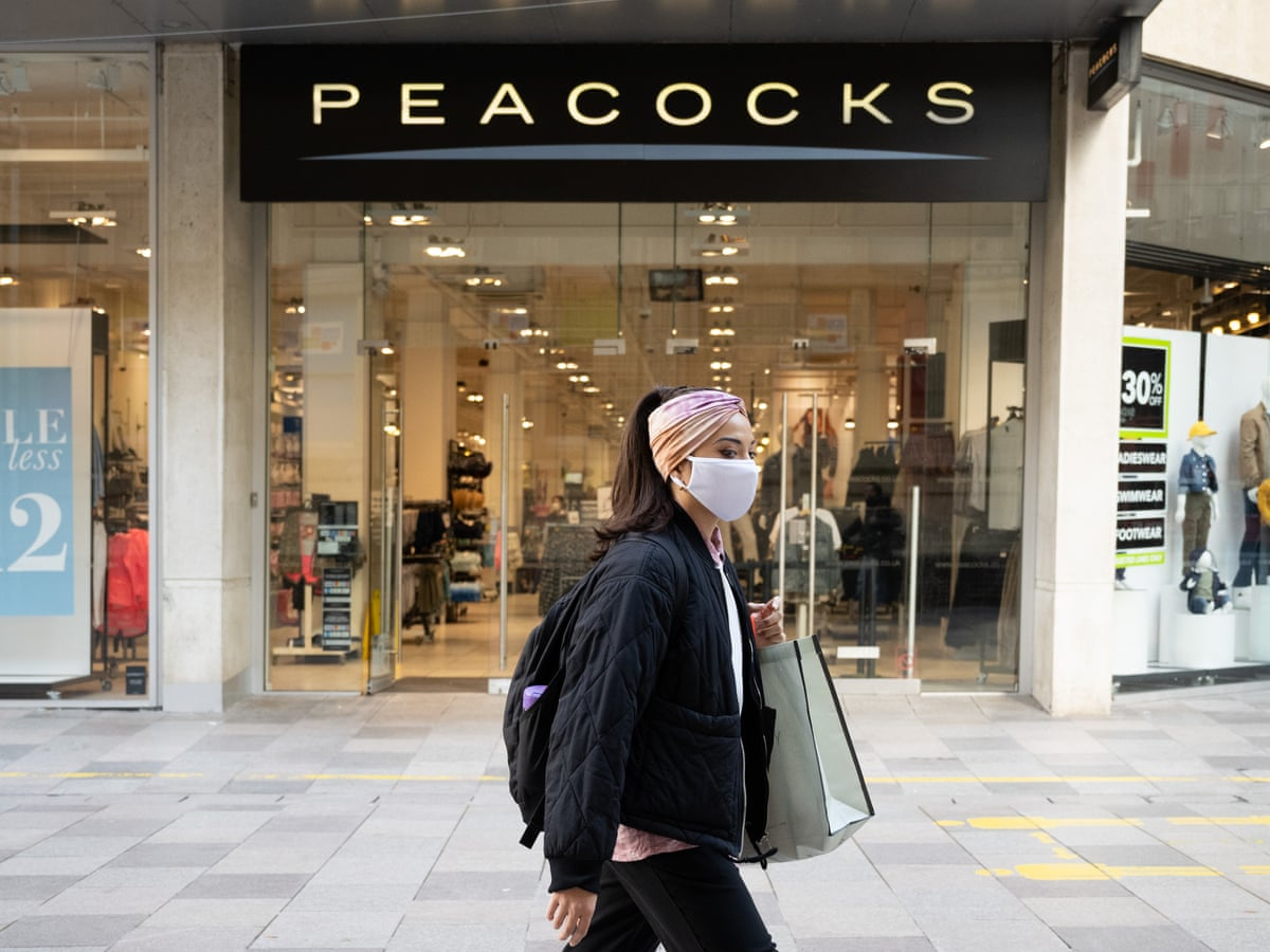 Peacocks And Jaeger Businesses Collapse Into Administration Peacocks The Guardian