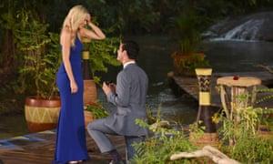 Ben Lauren B The Bachelor finale