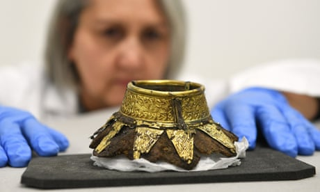 Britain's equivalent to Tutankhamun found in Southend-on-Sea