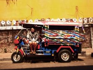 Hungry Tuktuk streetfood tour, Vientiane