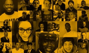 The Counted investigated police killings in 2015-2016.