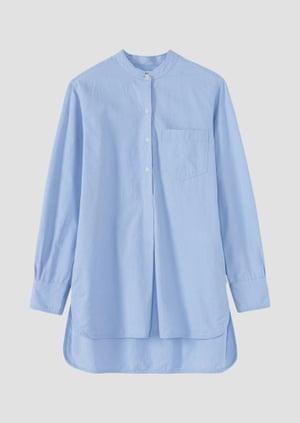 Oxford shirt, £95, toa.st