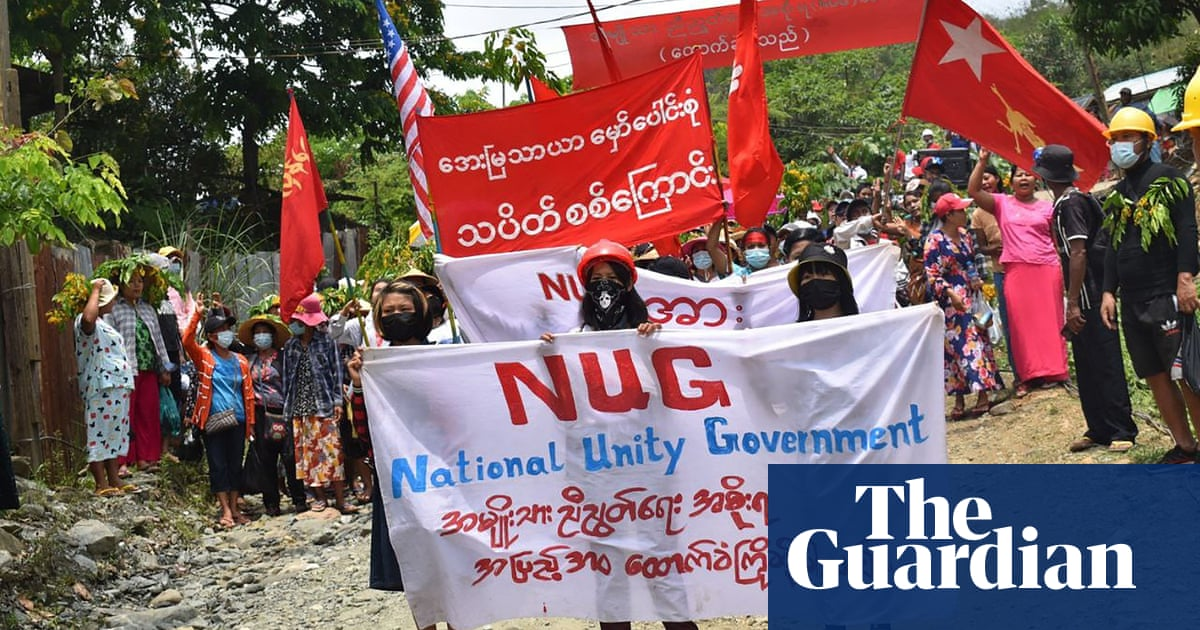Myanmar junta labels opposition government of ousted MPs a 'terrorist' group